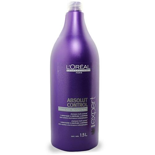 loreal absolut control shampoo multi controle 1500ml
