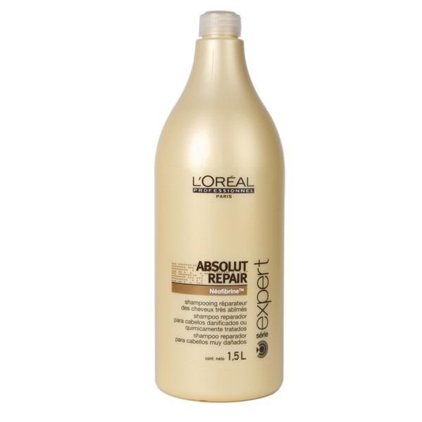 02e591412 Loréal Absolut Repair - Shampoo - 1,5 Litro - R$ 154,98 em Mercado Livre