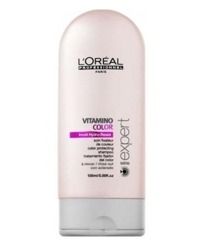 loréal condicionador vitamino color 150ml