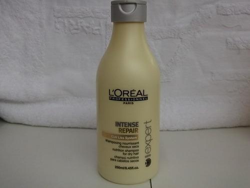 loreal intense repair shampoo 250ml.promoción