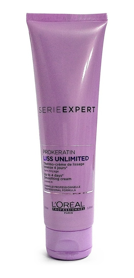 f24aa6c2e4e l'oréal liss unlimited leave-in creme pentear 150ml- novo. Carregando zoom.