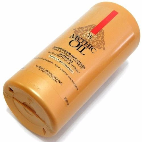 loreal mythic oil shampoo nutricion cabellos gruesos x 1000