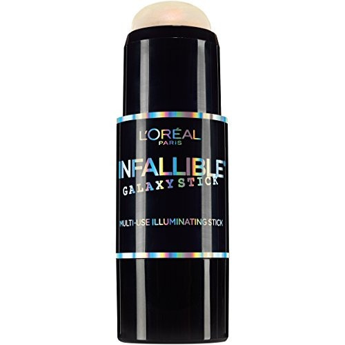 l'oreal paris cosmetics infallible galaxy stick, oro, 0,24