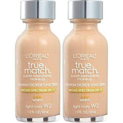 l'oreal paris cosmetics true match maquillaje base supercomb