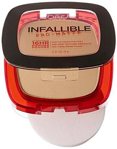l'oréal paris infalible pro-matte powder, beige natural, !
