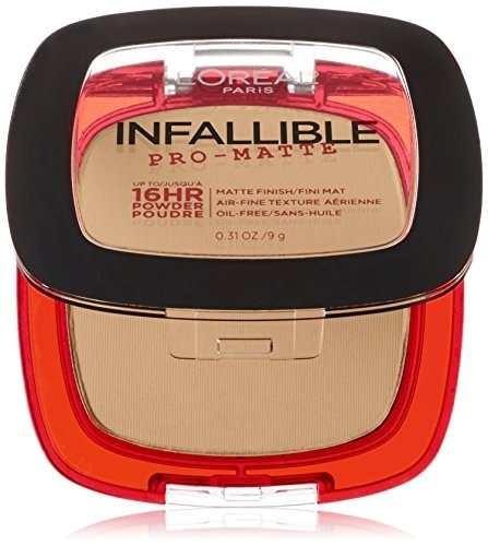 l'oréal paris infalible pro-matte powder, beige natural, 0.