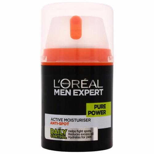 loreal paris men expert,  productos faciales para hombres