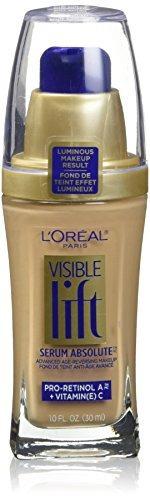 l'oréal paris visible lift serum absolute foundation,