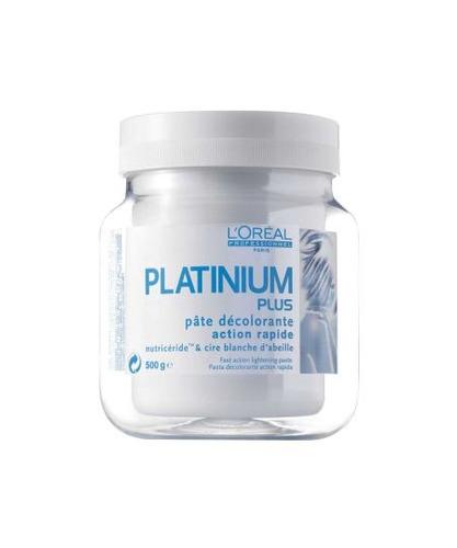 loréal platinium plus pasta descolorante 500g