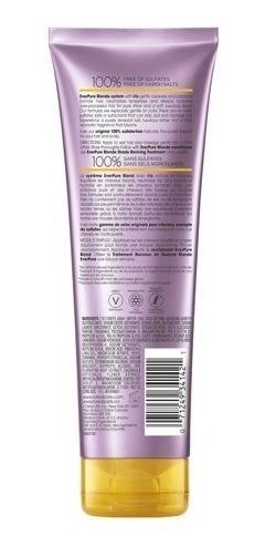 loreal pretratamiento cabellos rubios ever pure 250 ml