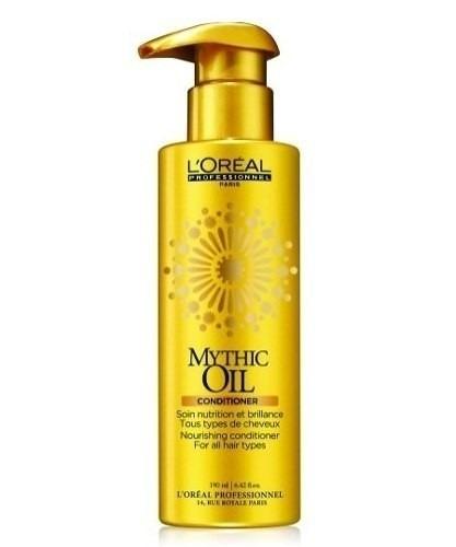 loréal profissional mythic oil condicionador 190ml