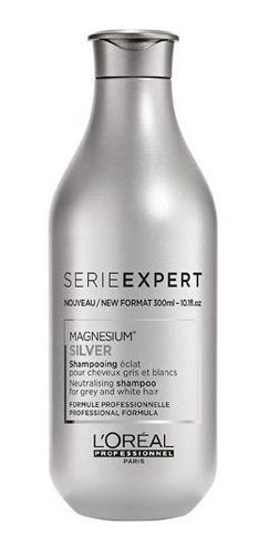 loreal shampoo silver 300ml original pronta entrega
