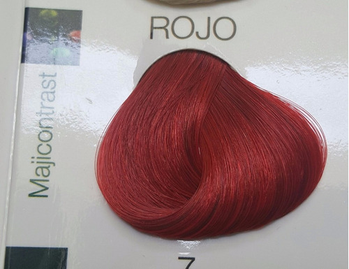 loreal tinte majicontrast rojo 50ml 2 unidades