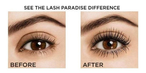 loreal - voluminous lash paradise mascara