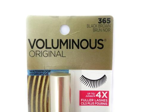 loreal voluminous original black brown 365 8 ml