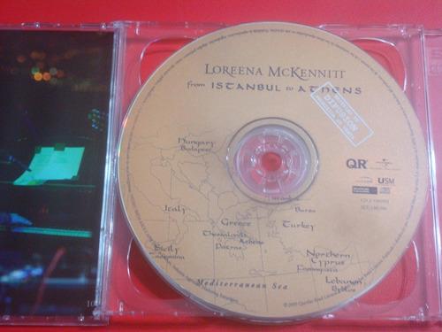 loreena mckennitt - a mediterranean odyssey (cd doble exc.)