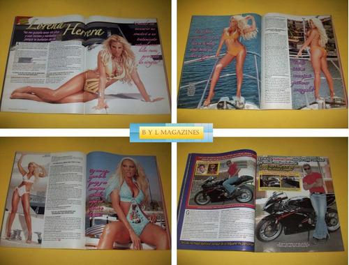 lorena herrera revista mi guia 2008 gabriel soto