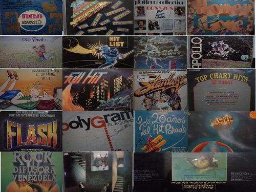 los 20 años del hit parade - varios artistas  - lp