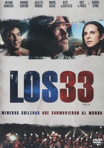 los 33 antonio banderas pelicula dvd