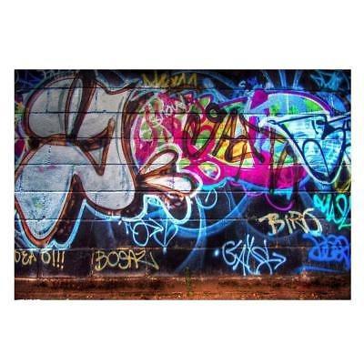 los 3x5ft pintada pared moto vinilo fotografía telones de