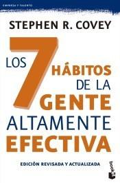los 7 h¿bitos de la gente altamente efectiva(libro )