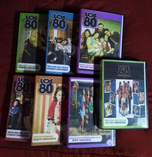 los 80 serie los 80 completa 7 temporadas oferta mayo