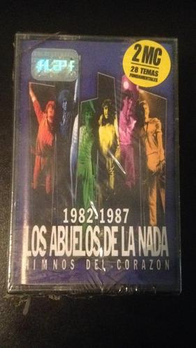 los abuelos de la nada-1982-1987 himnos del corazon cassette