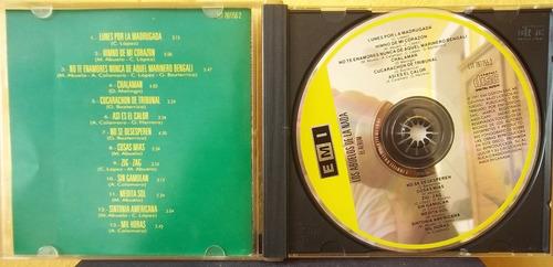 los abuelos de la nada / el album / cd excelente estado