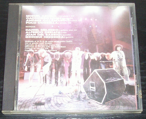 los abuelos de la nada  en el opera cd ed. 1991 imp. canada!