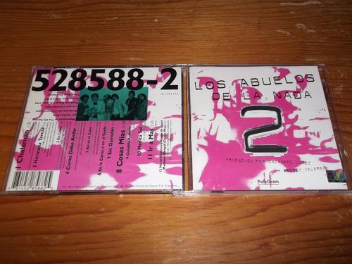 los abuelos de la nada - vol 2 cd arg ed 1995 mdisk