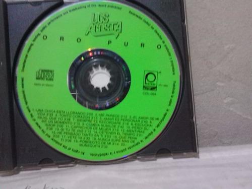los acosta - oro puro (cd original)