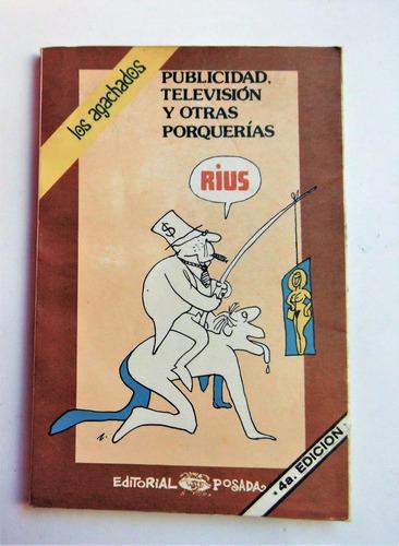 los agachados publicidad television y otras porquerias rius