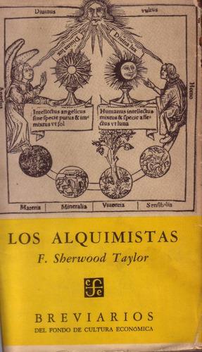 los alquimistas sherwood taylor fondo de cultura economica