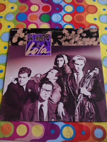 los amantes de lola lp homonimo 1990