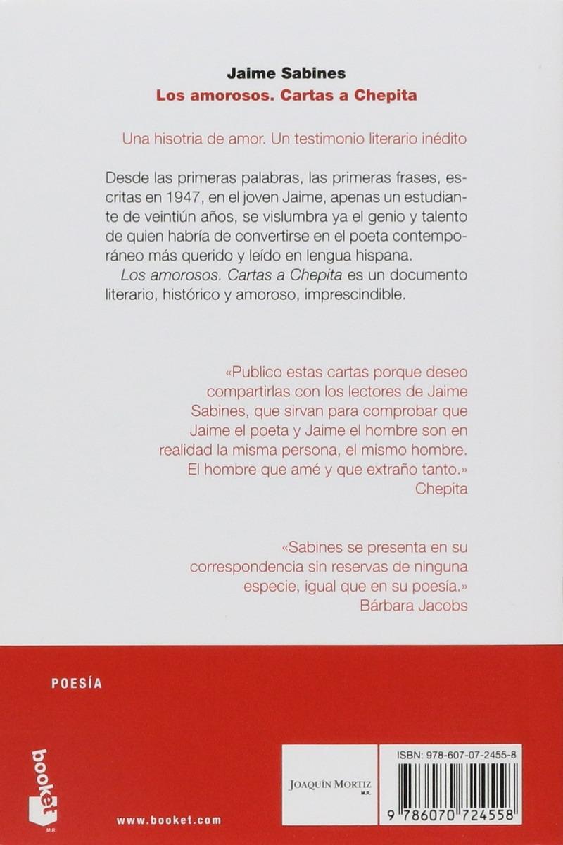 Los Amorosos Cartas A Chepita Sabines Jaime 223 00 En Mercado Libre