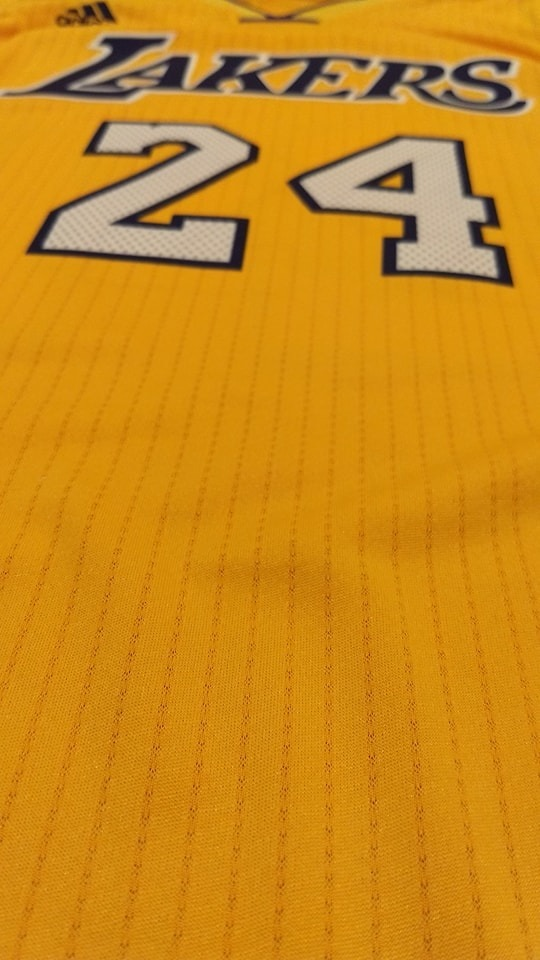382ba4db7 los angeles lakers - kobe bryant - camiseta basquete. Carregando zoom.