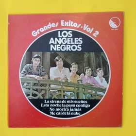 Los Angeles Negros  Grandes Exitos Vol 2. Disco Vinilo