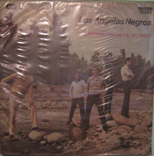 los angeles negros - camino hacia el olvido - 1975 importado