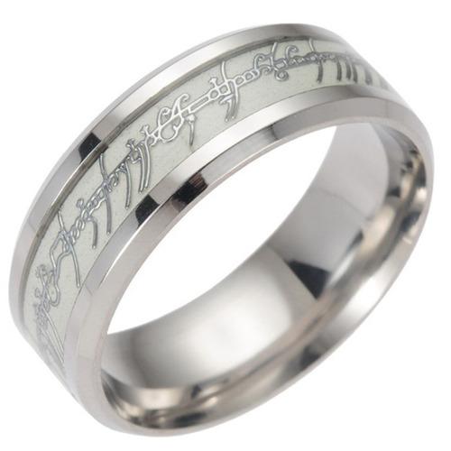 los anillos acero