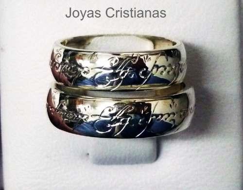 los anillos anillo