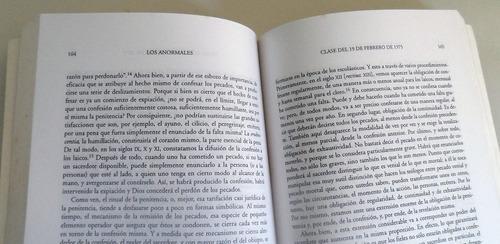 los anormales michel foucault filosofia sociologia
