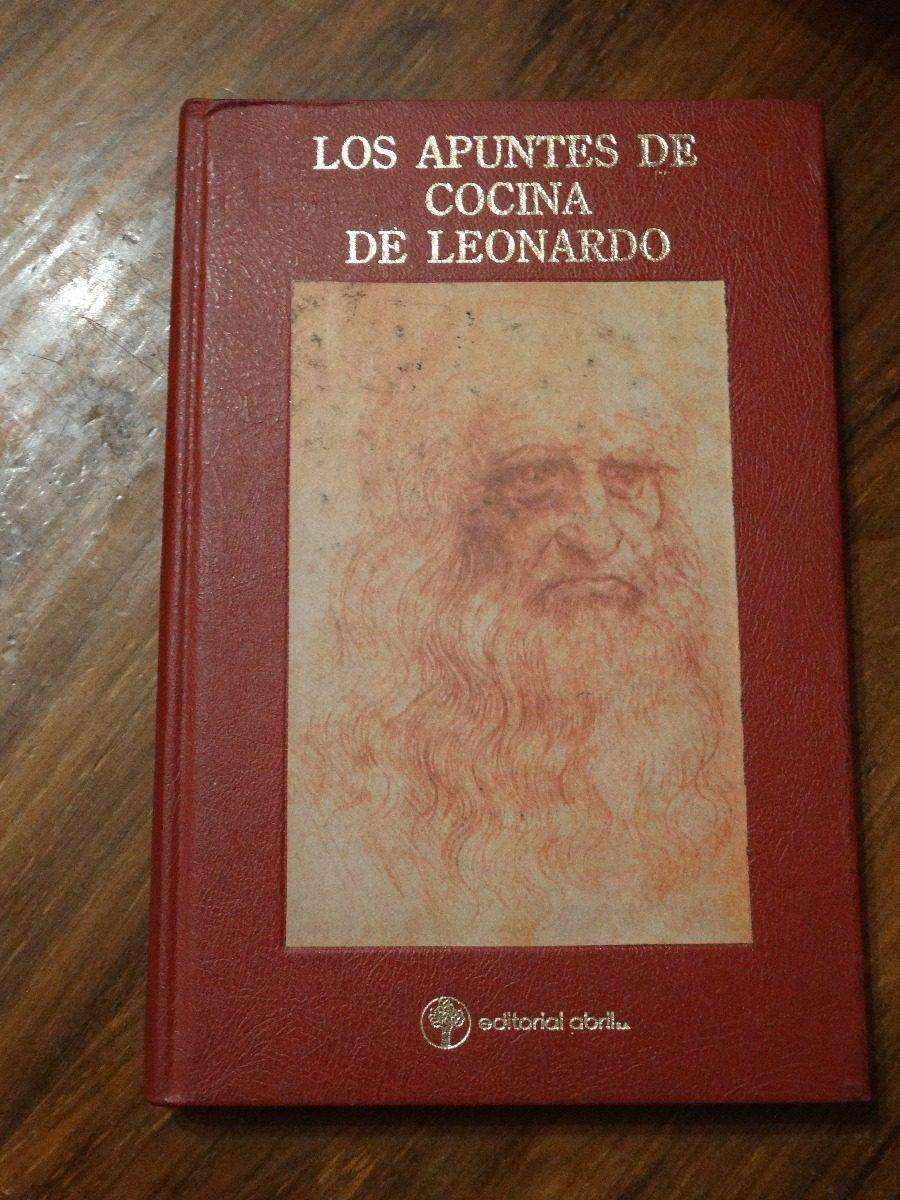 La Cocina De Leonardo Da Vinci | Los Apuntes De Cocina De Leonardo Da Vinci Ed Abril 300 00 En