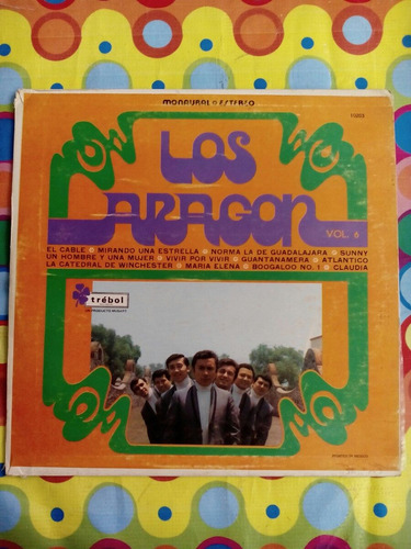 los aragon lp1971  el cable  vol.6