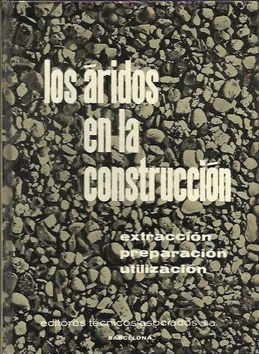 los áridos en la construcción