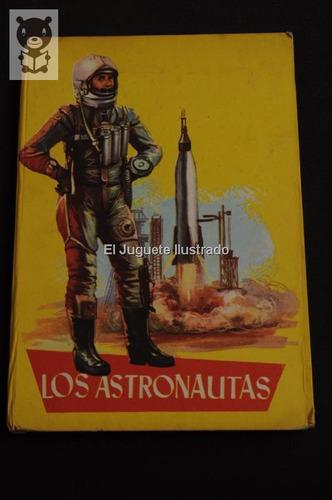 los astronautas flores lazaro coleccion juvenil 1963