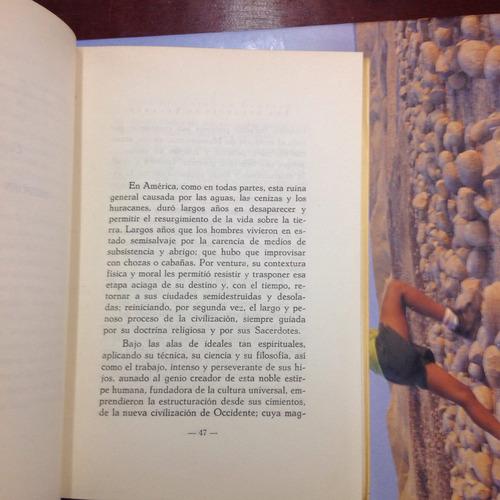 los atlantes en yucatán. manuel ambilis. editorial orion.