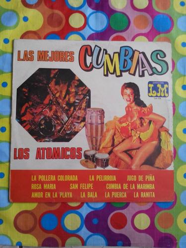 los atomicos lp las mejores cumbias