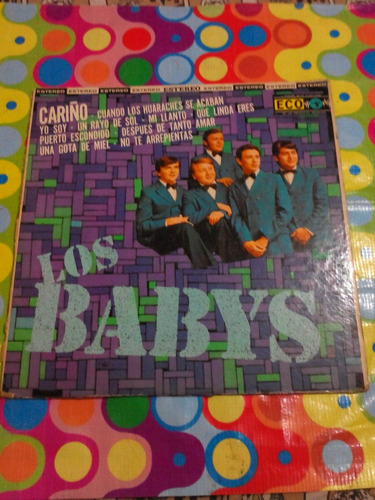 los baby's lp cariño 1970.
