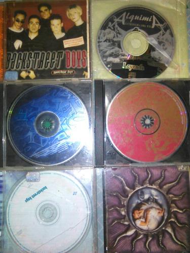 los backstreet boys cd