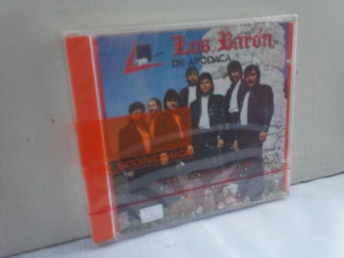 los baron de apodaca. baron de apodaca. cd.